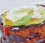 Timballo di carne e melanzane, la goduria è servita
