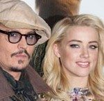 Johnny Depp: amore finito con Amber Heard