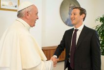 Bufera su Zuckerberg e la donazione alla Croce Rossa